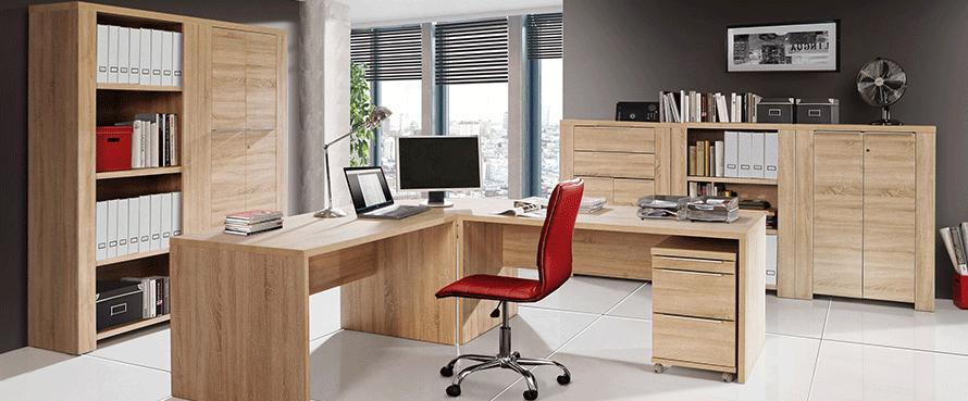 as buromobel die neuesten innenarchitekturideen. Black Bedroom Furniture Sets. Home Design Ideas