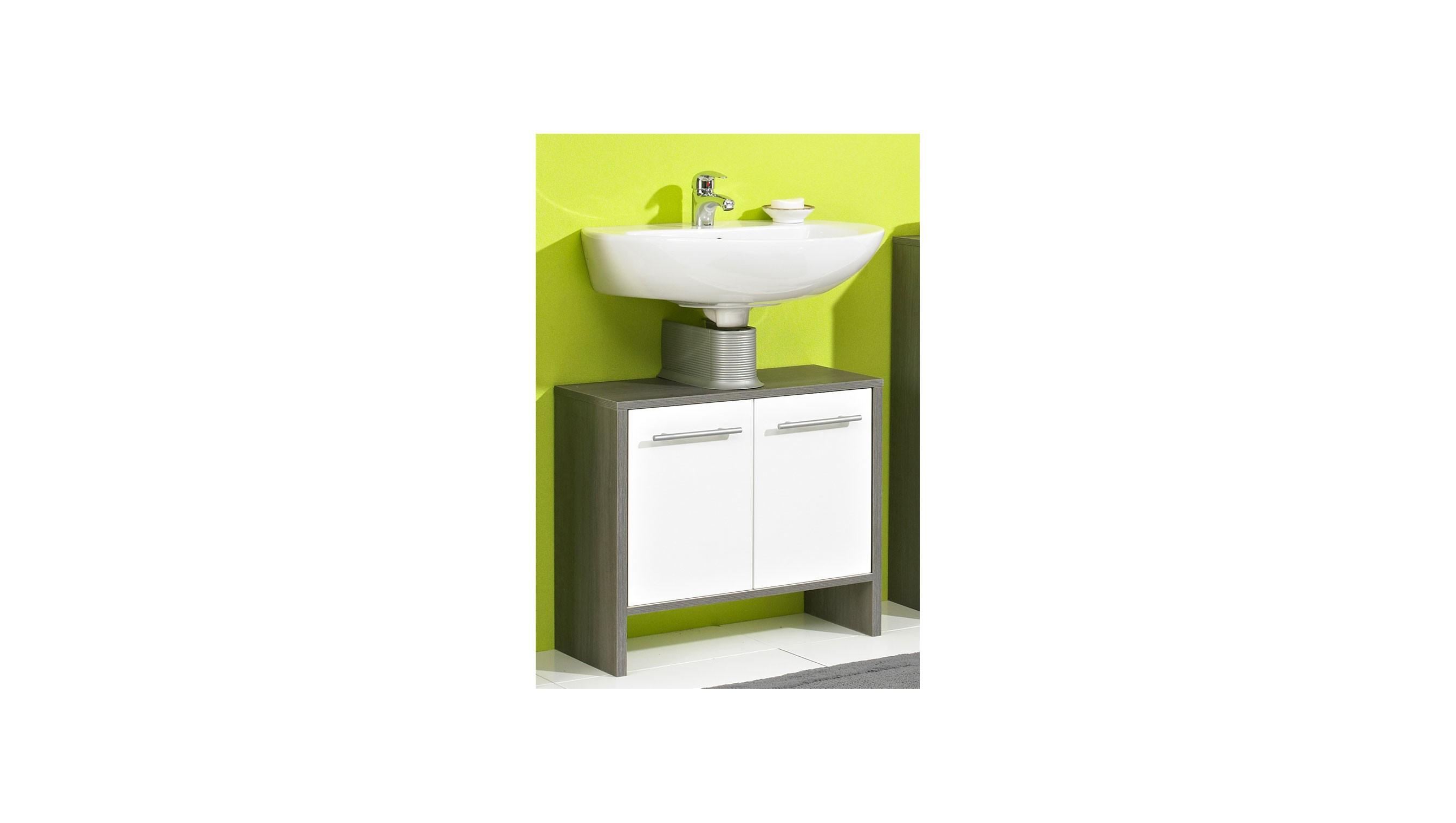 Waschbeckenunterschrank graphit - Spilger´s Sparmaxx
