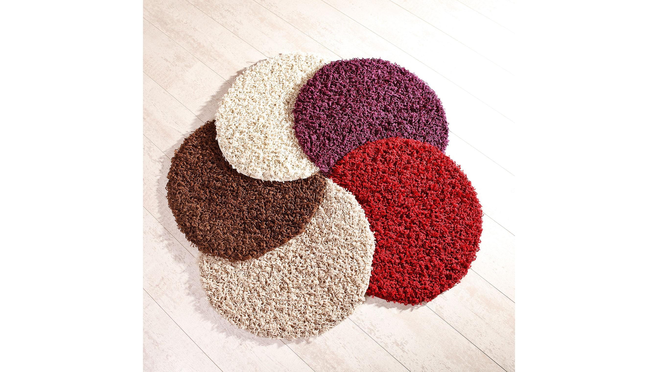 Teppich rund - Spilger´s Sparmaxx