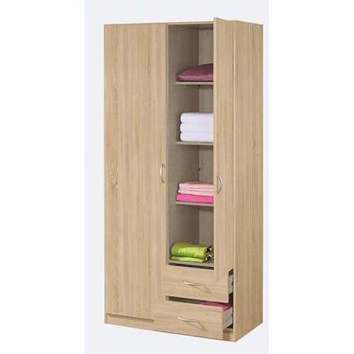 kleiderschrank rauch packs spilger s sparmaxx. Black Bedroom Furniture Sets. Home Design Ideas