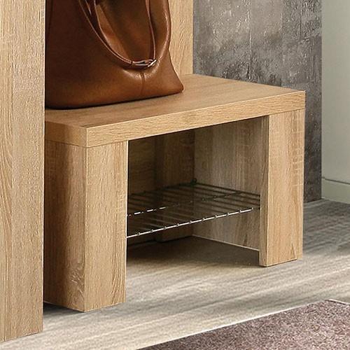 sitzbank sonoma eiche spilger s sparmaxx. Black Bedroom Furniture Sets. Home Design Ideas