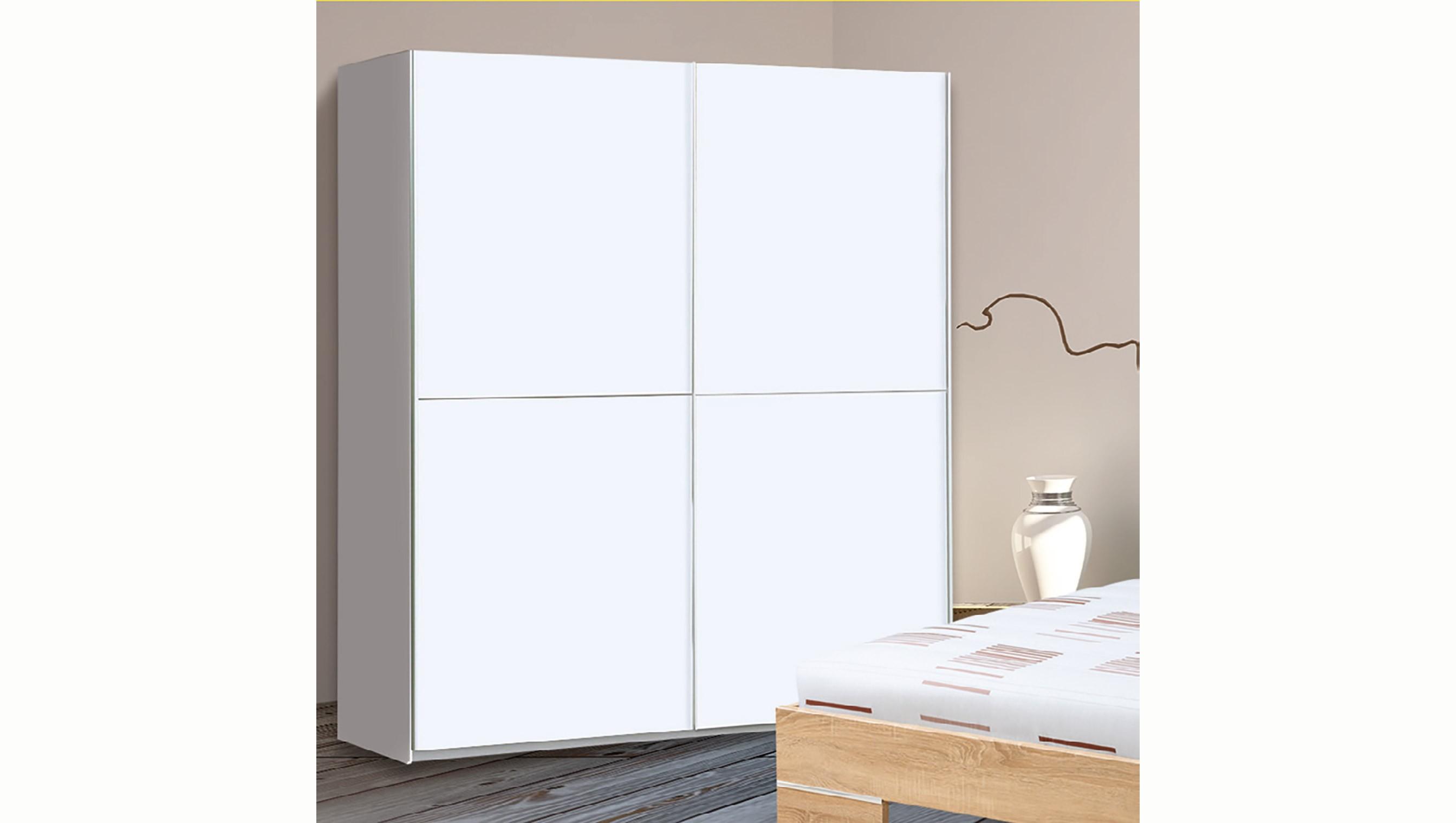 schwebet renschrank wei spilger s sparmaxx. Black Bedroom Furniture Sets. Home Design Ideas