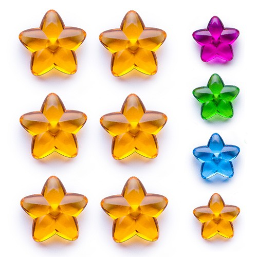 Magnet-Set FLOWERS