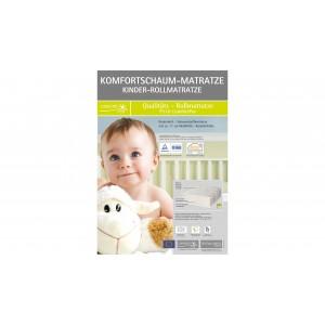 Kinder-Rollmatratze COMFORT PUR