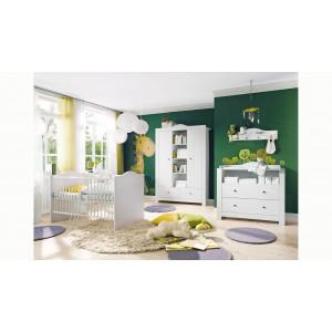 Babybett aus Babyzimmer LENI