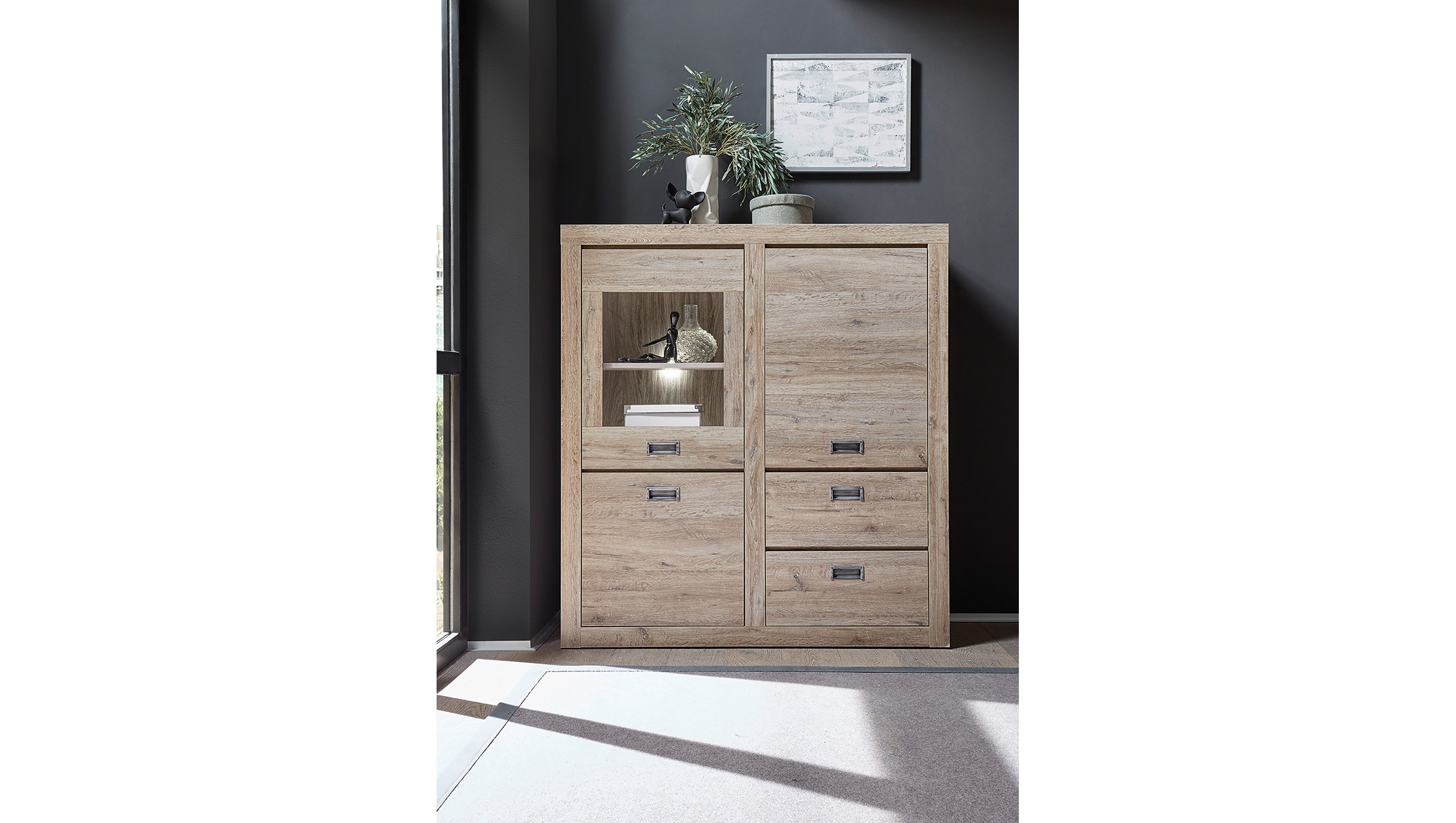 Highboard BIARRITZ