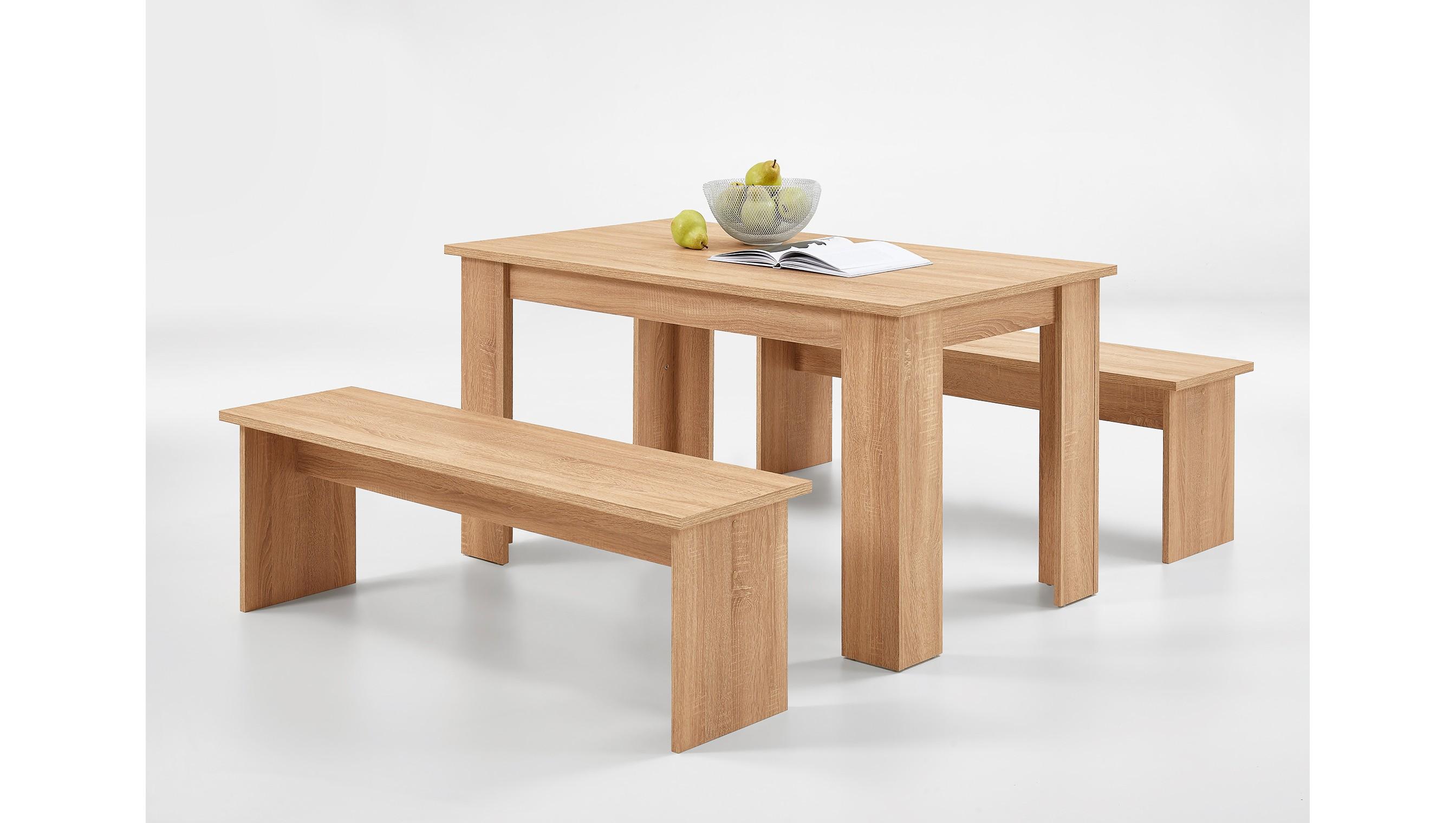 Tischgruppe DORNUM