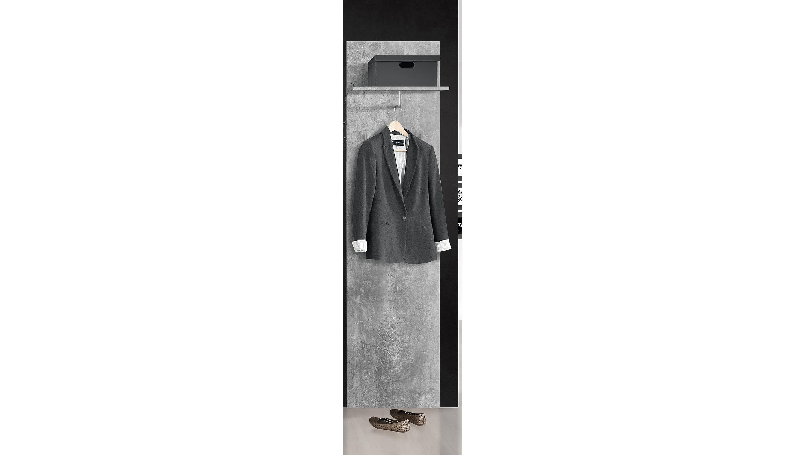 Garderobenpaneel ZUMBA