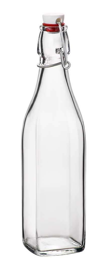 Flasche mit Bügelverschluß SWING