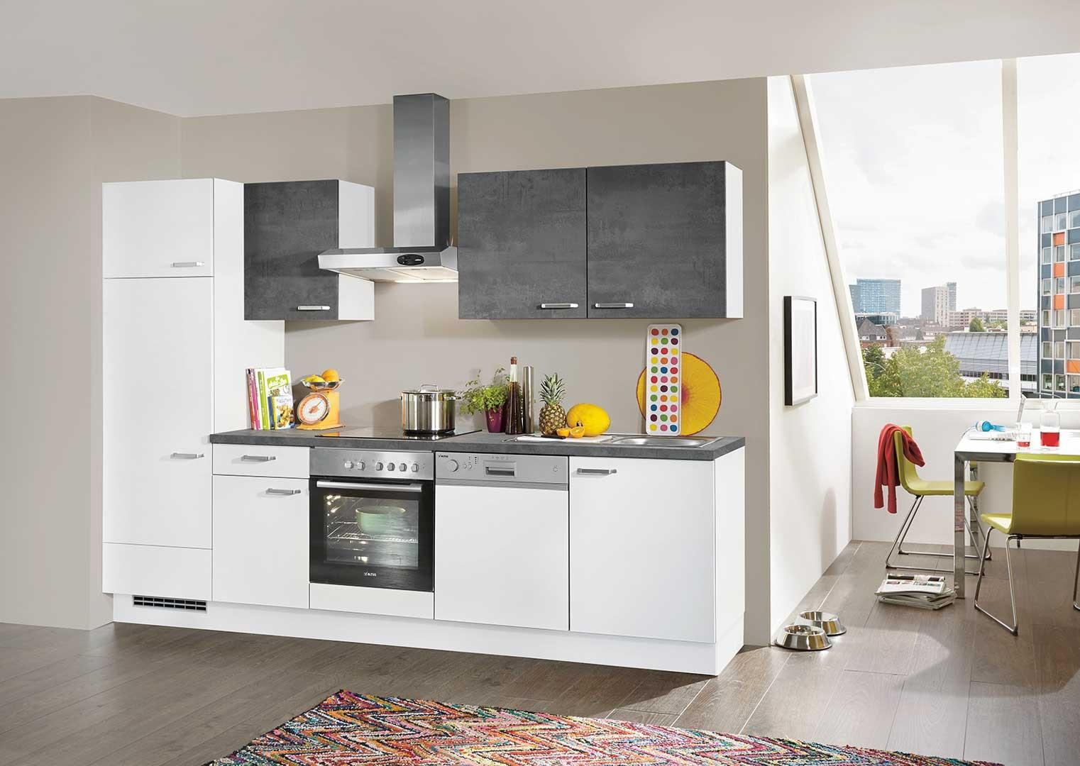 Küchenblock NOBILIA
