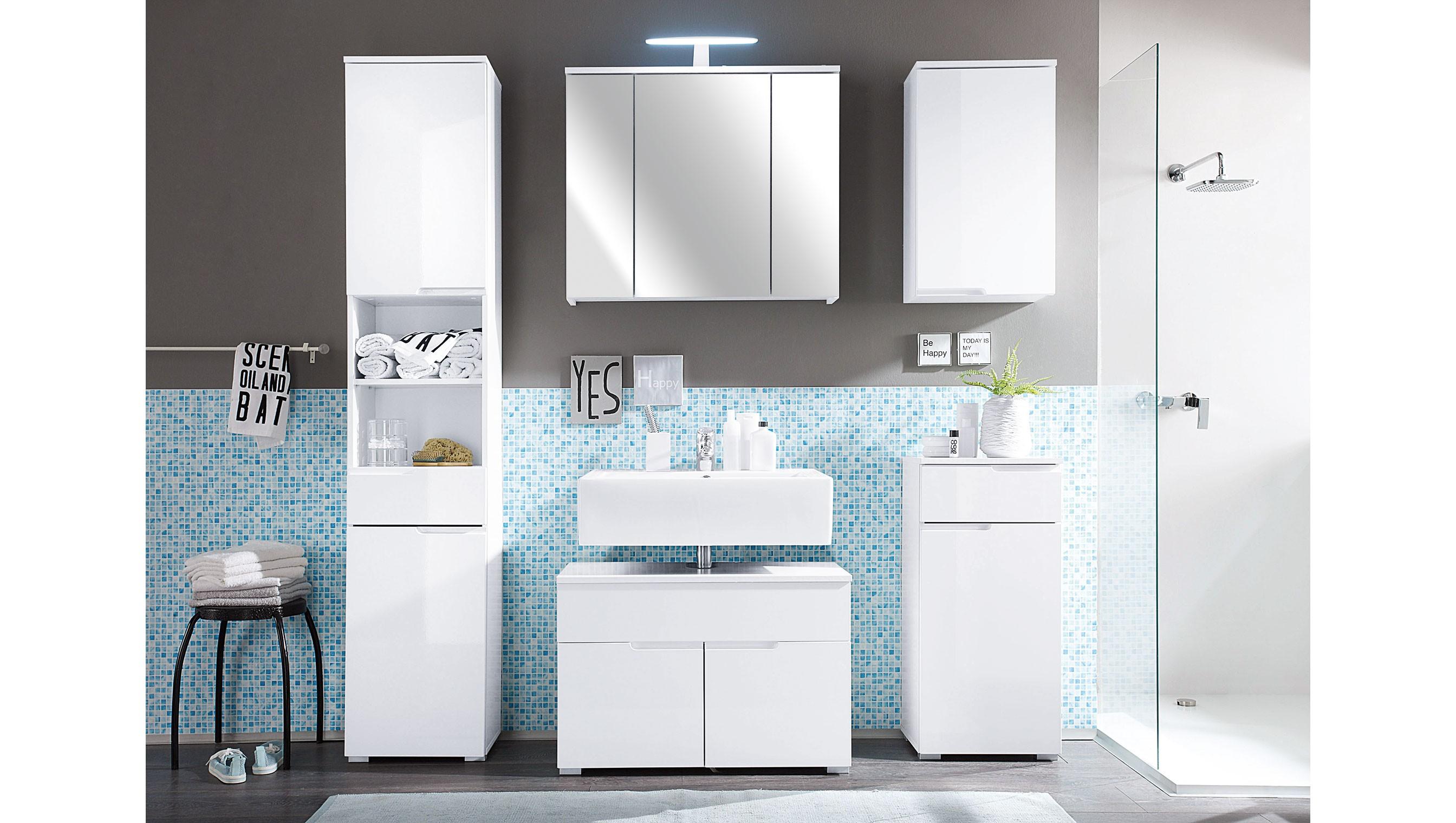 Waschbecken-Unterschrank SPICE